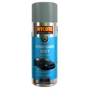 Hycote Stoneguard Grey Spray Paint 400ml (Pack Of 12) XUK475-0