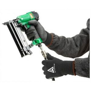 Ansell ActivArmr 97-631 PVC Coated Thermal Winter Work Gloves-0