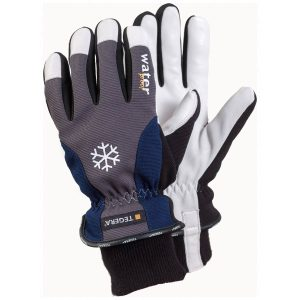 Tegera 292 Leather Waterproof Winter Lined Gloves-0