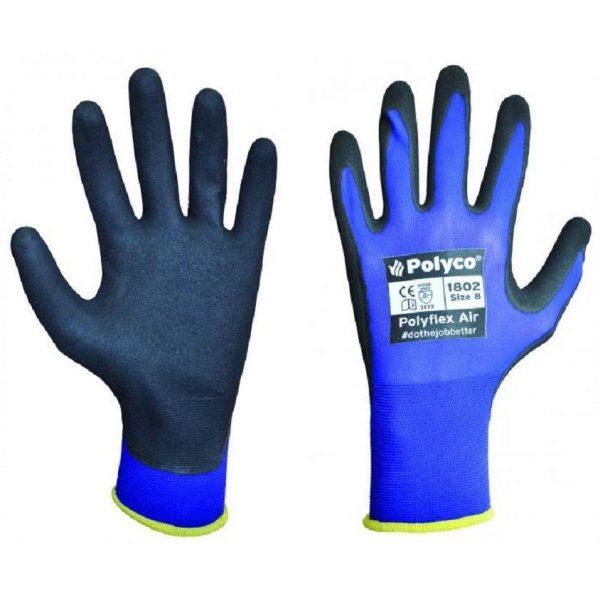 Polyflex Air Ultra lightweight Neoprene Palm Gloves-0