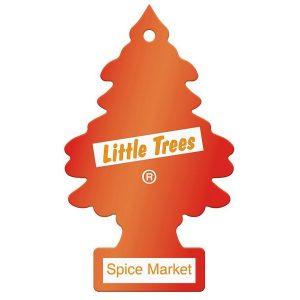 Magic Tree Little Trees Spice Market Car Home Air Freshener-0