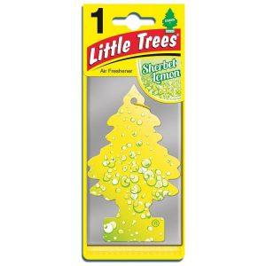 Magic Tree Little Trees Sherbet Lemon Car Home Air Freshener-0