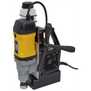 Sealey MAG110V Magnetic Drilling Machine 35mm 110V-0