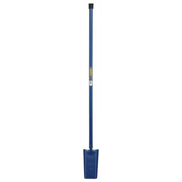 Draper Long Handled Solid Forged Fencing Spade 1600mm-0