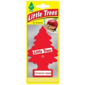 Magic Tree Little Trees Cinnamon Apple Car Home Air Freshener-0