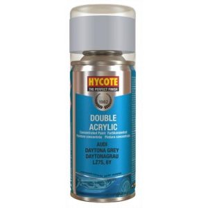 Hycote XDAD603 Audi Daytona Grey Metallic Spray Paint 150ml-0