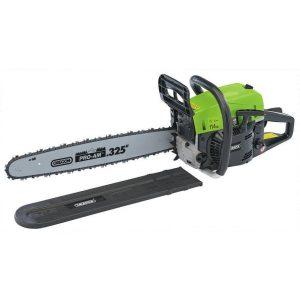 Draper 80106 500mm Petrol Chainsaw 52cc-0