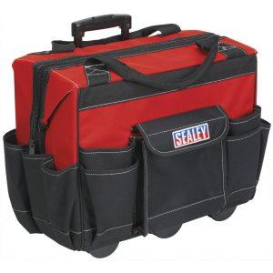 Sealey AP512 Tool Storage Bag on Wheels 450mm Heavy-Duty-0