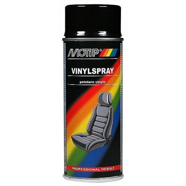 Motip Vinyl Spray Black 400ml-0