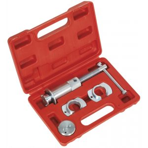 Sealey VS0288 Brake Piston Wind-Back Tool Kit 4pc - Vauxhall/Opel-0