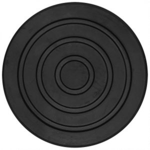 Sealey JP04 Safety Rubber Jack Pad - Type A-0