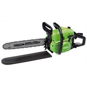 Draper 02567 400mm Petrol Chainsaw with Oregon® Chain and Bar 37cc-0