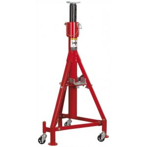 Sealey ASC50 High Level Commercial Vehicle Support Stand 5tonne Capacity-0