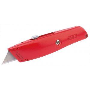 Draper 68991 Retractable Trimming Knife-0