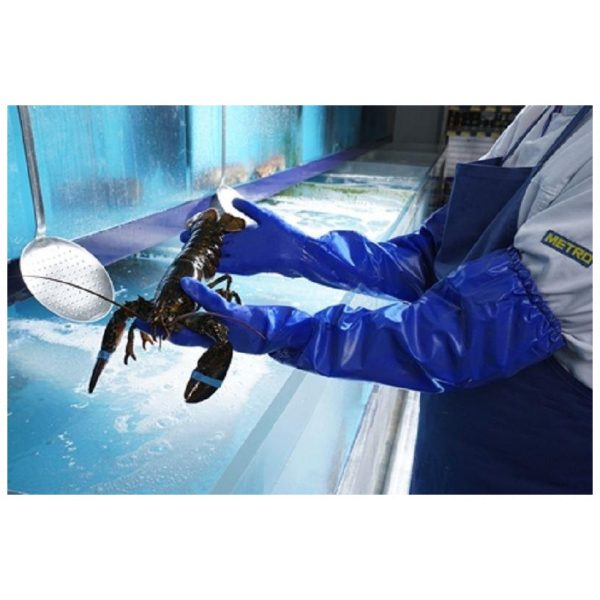Ansell 23-201 PVC Glove Extra Long 24 inch Sleeve-69937