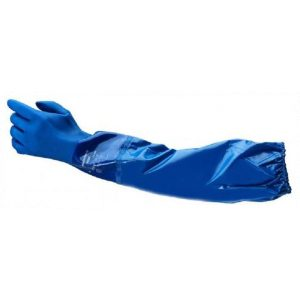 Ansell 23-201 PVC Glove Extra Long 24 inch Sleeve-0