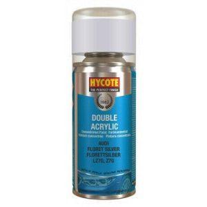 Hycote Audi Floret Silver Spray Paint 150ml XDAD604-0