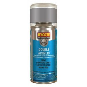 Hycote BMW Sophisto Grey Metallic Spray Paint 150ml XDBM617-0