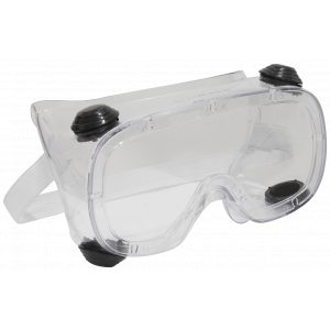 Sealey 201 Standard Goggles Indirect Vent-0