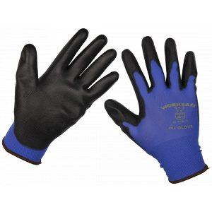 Sealey 9117XL Lightweight Precision Grip Gloves (X-Large) - Pair-0
