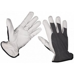 Sealey 9136XL Super Cool Hide Gloves X-Large - Pair-0