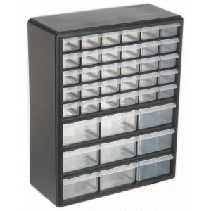 Sealey APDC39 Cabinet Box 39 Drawer-0