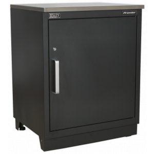 Sealey APMS01 Modular Floor Cabinet 1 Door 775mm Heavy-Duty-0
