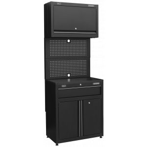 Sealey APMS2HFPD Modular Base & Wall Cabinet with Drawer-0