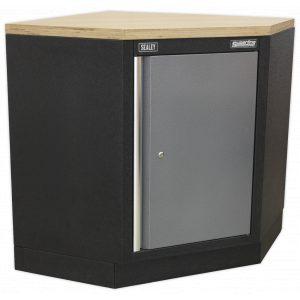 Sealey APMS60 Modular Corner Floor Cabinet 865mm-0