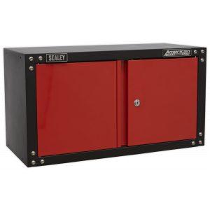Sealey APMS85 Modular 2 Door Wall Cabinet 665mm-0