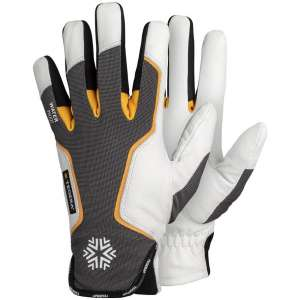 Tegera 7795 Waterproof Winter Lined Leather Gloves-0