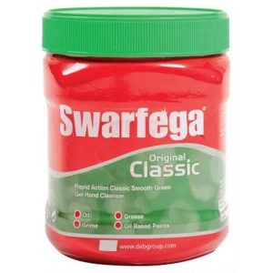 Swarfega Original Classic Hand Gel Tub Hand Cleaner 1L-0